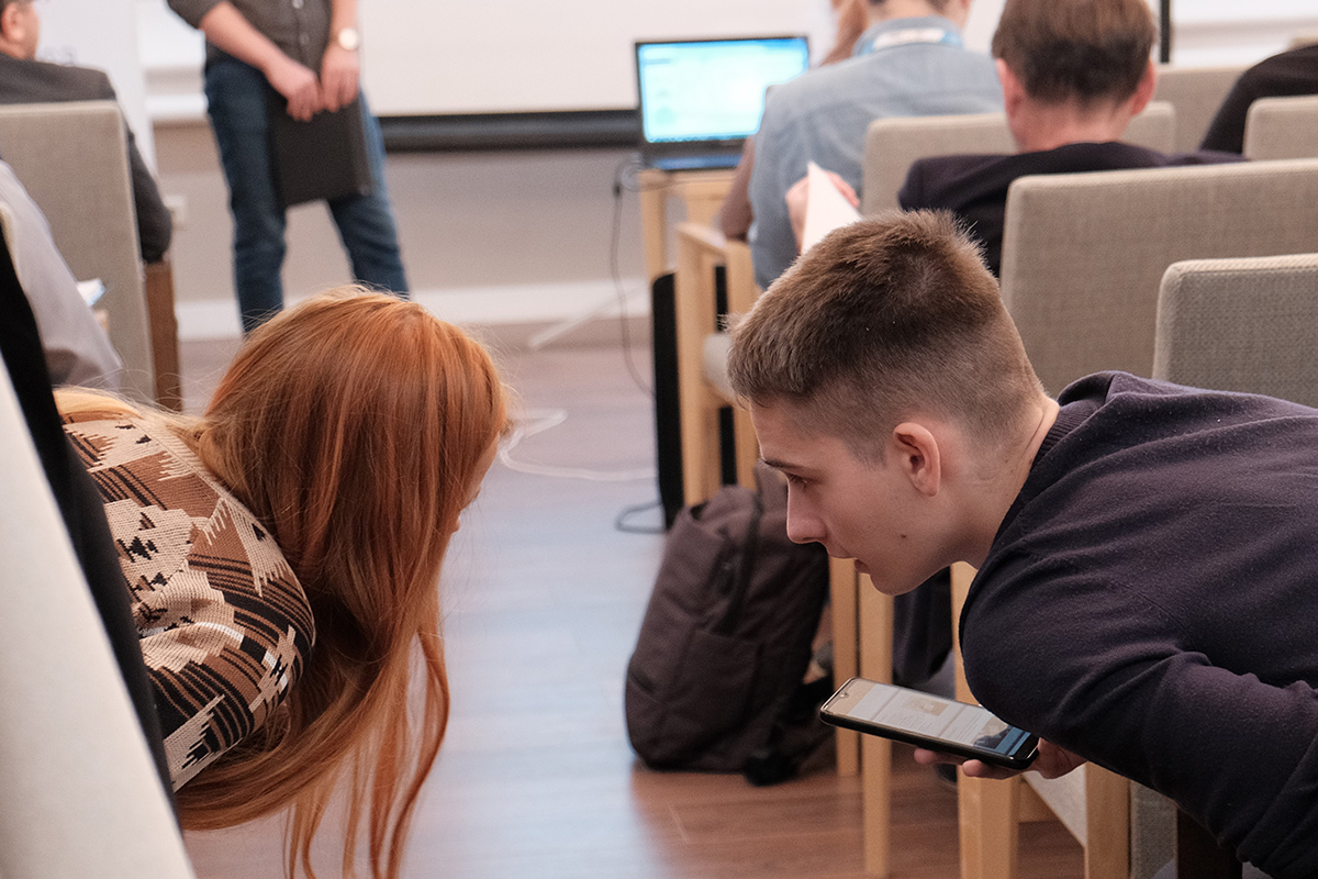 Объявлены победители конкурса студенческих проектов курса «Основы проектной деятельности»