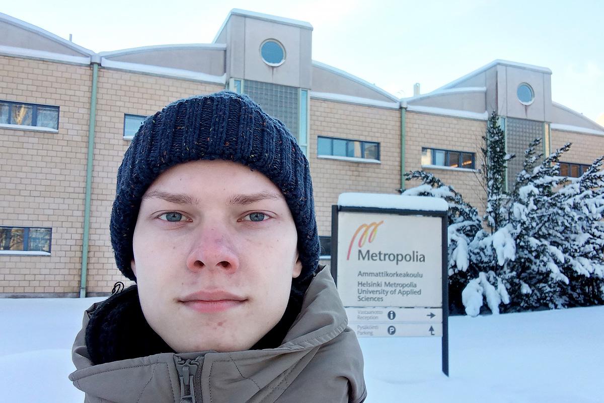 Как проходит обучении в Финляндии по программе Erasmus+ во время пандемии