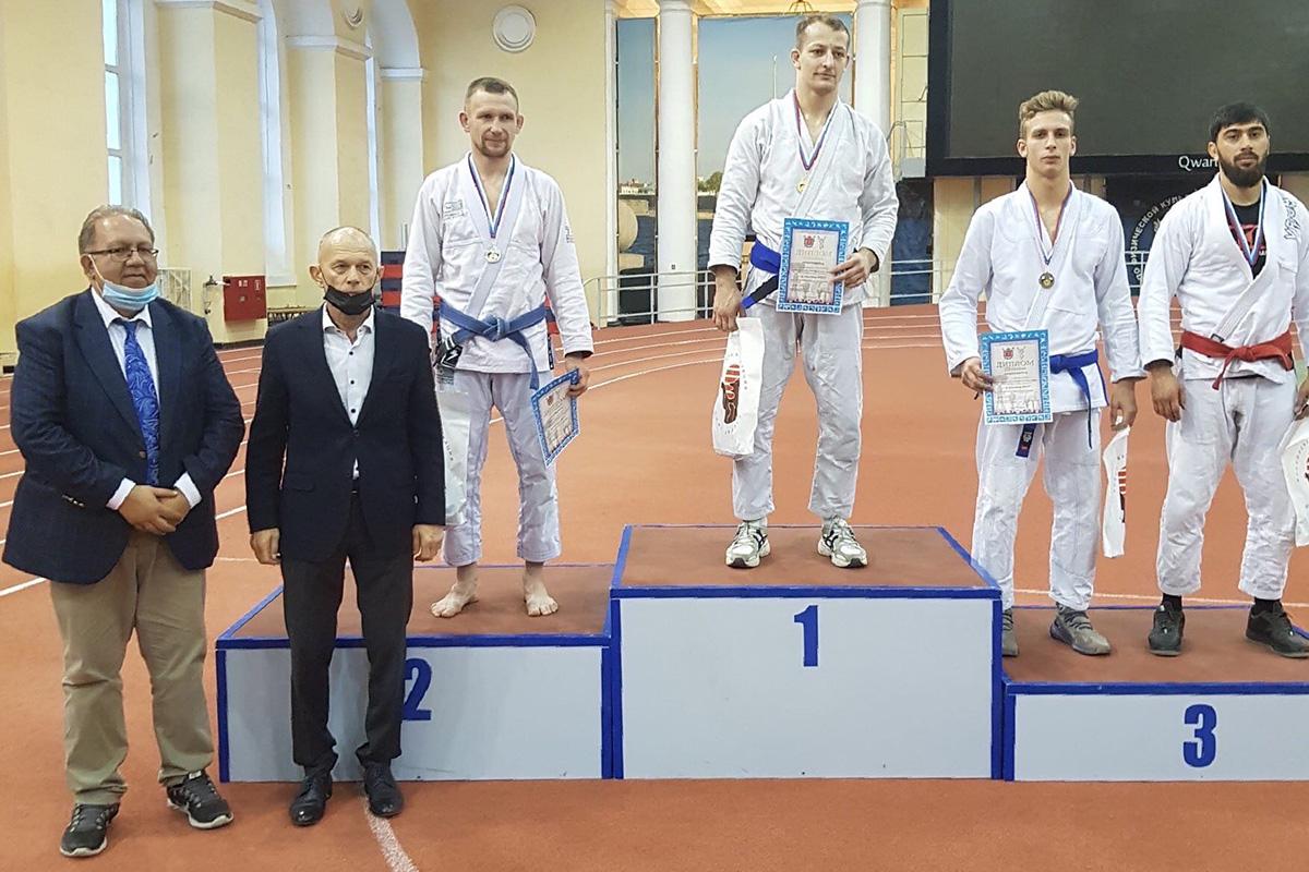 Студент ИКНТ завоевал бронзу на международном турнире по джиу-джитсу