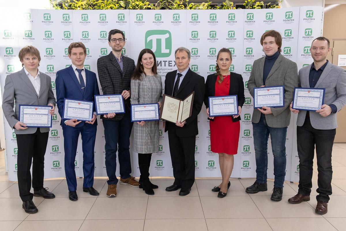 В День российской науки Политех поздравляет ученых