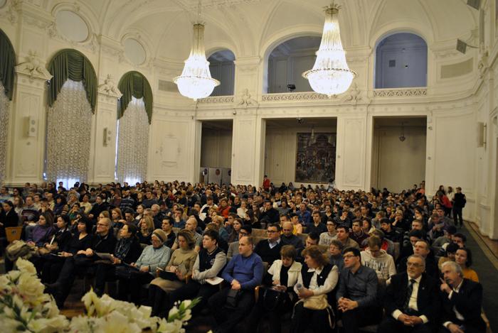 31 августа - общее собрание первокурсников ИКНТ