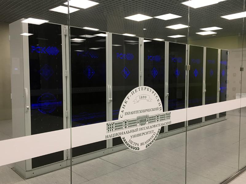 «Газпром нефть» будет использовать мощности суперкомпьютерного центра  «Политехнический»