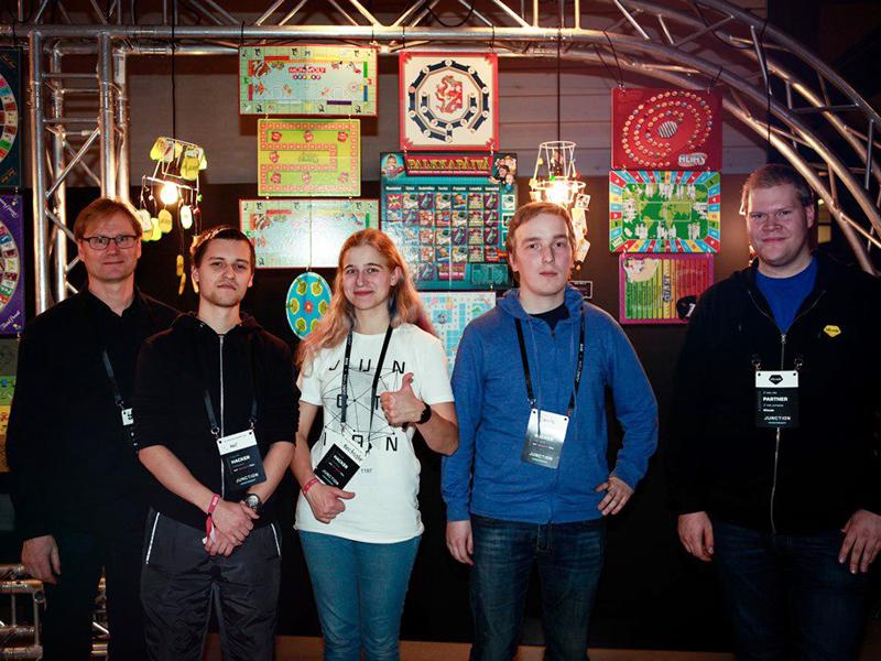 HackJunction 2017 – студенты ИКНТ в числе победителей!
