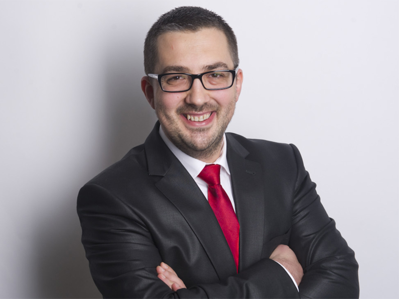 Лекция Vlatko Davidovski «Экспоненциальные инновации посредством цифровой трансформации»