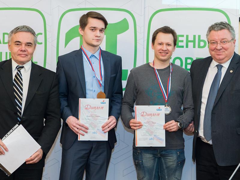 Студенты ИКНТ - призеры Интернет-олимпиады по дисциплине «Информатика»
