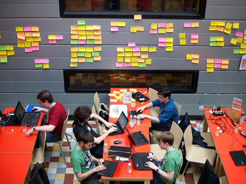 Международный студенческий хакатон «Code4Piter»