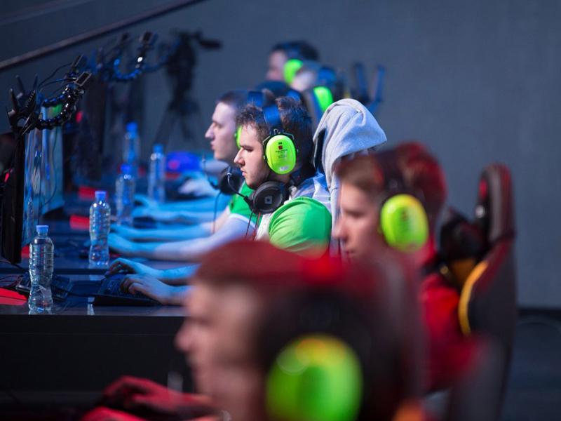 Политехники заняли первое место в соревнованиях по киберспорту среди сборных университетов