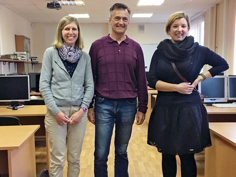Сотрудничество ИКНТ с одним из крупнейших вузов Австрии