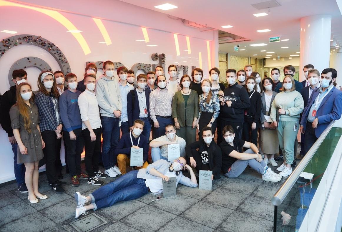 Состоялась защита выпускных проектов студентов  «Технополиса»